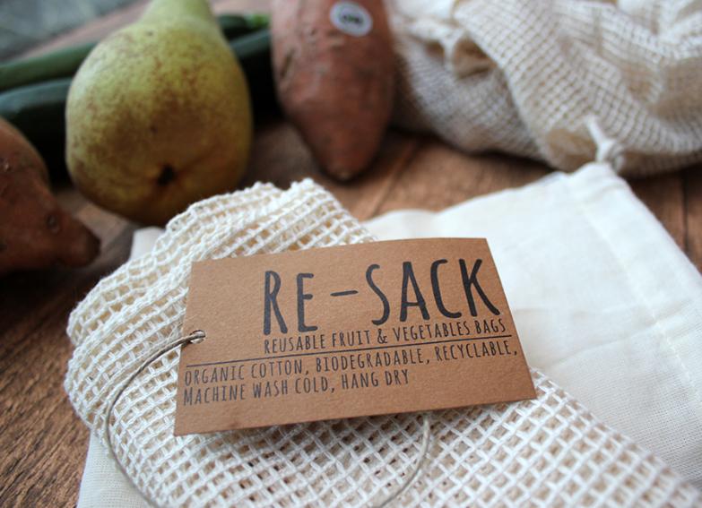 Herbruikbare zakjes: nog steeds een project in kinderschoenen