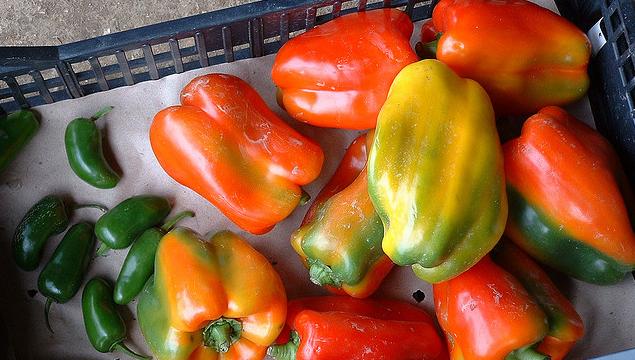 Geef tweede keus groenten en fruit gratis
