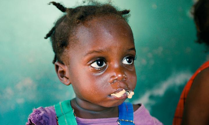 Lichte groei van honger in de wereld