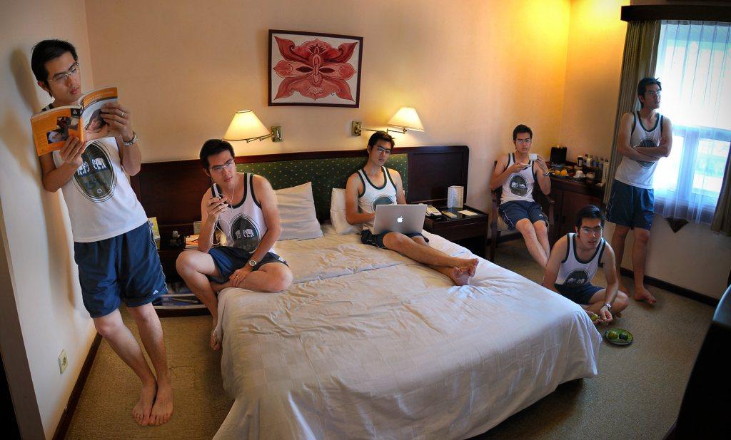Horeca spant zaak aan tegen sluiting, jongeren 'chillen' op hotelkamers