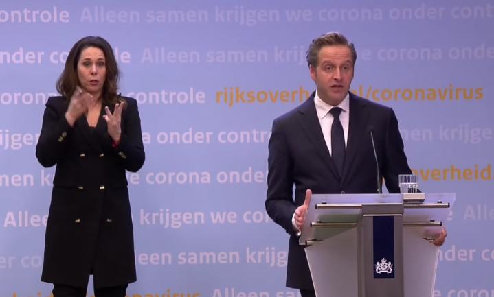 Nederland langzame vaccineerder, derde golf komt eraan maar scholen toch open