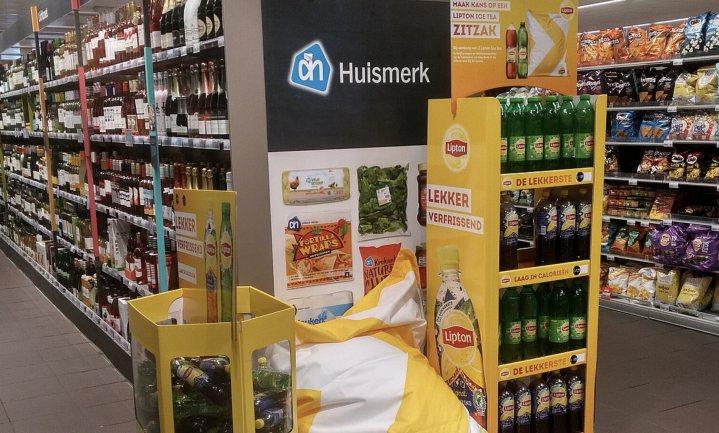 Huismerken Belgische supers verliezen marktaandeel door coronagedrag consument