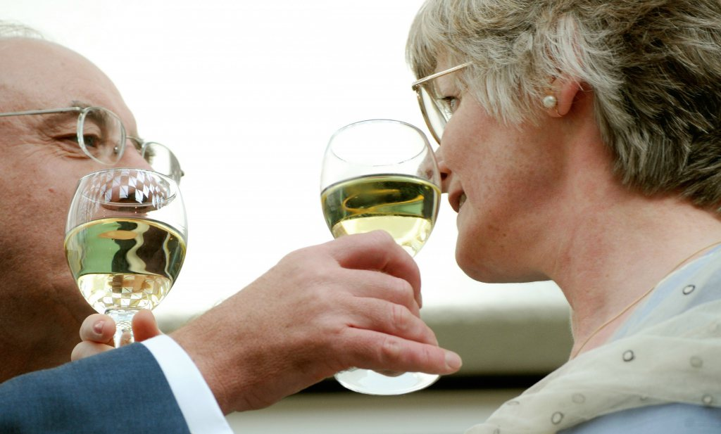 'Huwelijk probaat tegen risico op drankmisbruik'