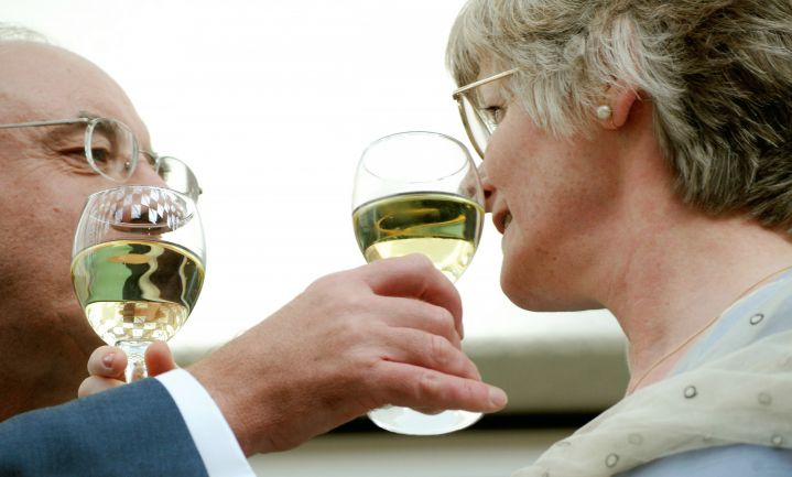 'Mannen laten hun vrouw meer drinken'