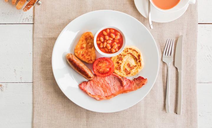 Fors Ikea ontbijtje stilt honger niet