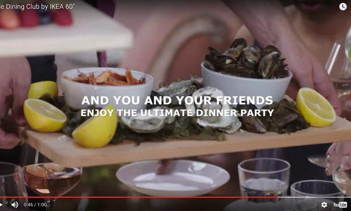 IKEA opent Doe-het-zelf Supper Club