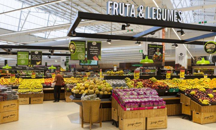 Bij deze Portugese retailer mogen supermarktklanten hun eigen bakjes meebrengen