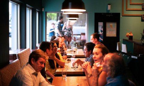 SamenSlimOpen - veilig uit door simulatie restaurants en andere ruimtes