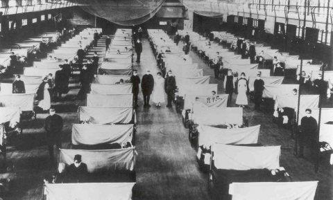 Covid-19 dodelijker dan Spaanse griep in Amerika