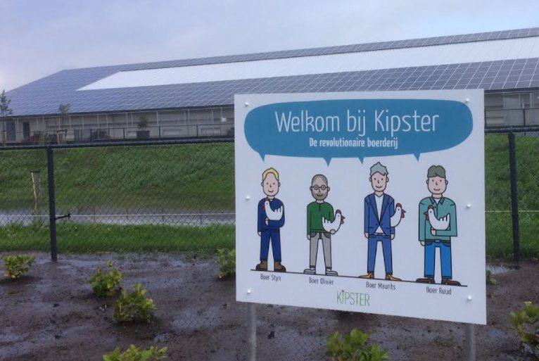 Kipster-oprichter Wegloop ook bestuurder bij Dier en Recht