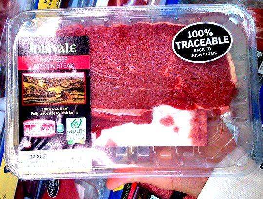Iers vlees nu zowel naar VS als China
