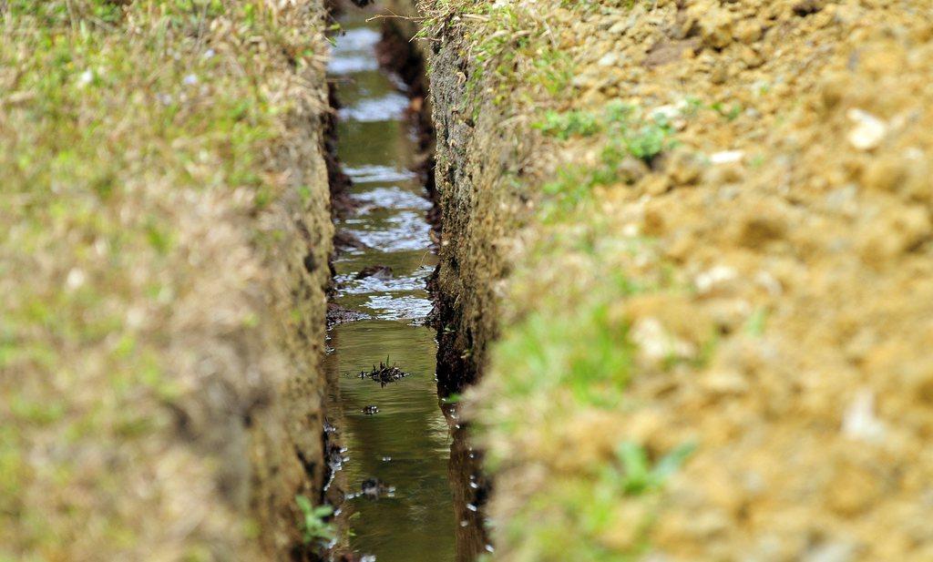 100 Nederlanden aan landbouwgrond verdwijnen door Climate Change