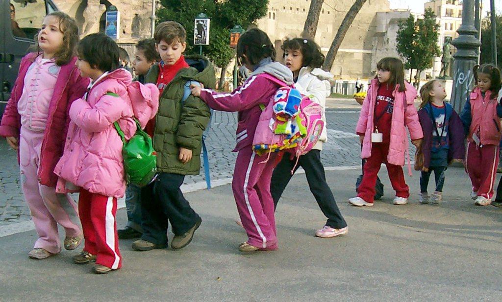 Zuid-Europese kinderen zijn het dikst