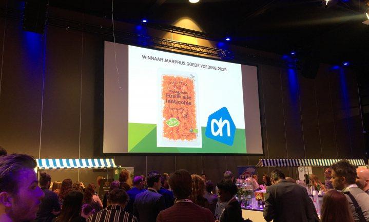 En weer wint Albert Heijn de jaarprijs Goede Voeding