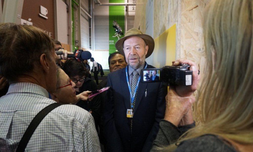 Oud NASA- en nu klimaatman Hansen wil kernenergie