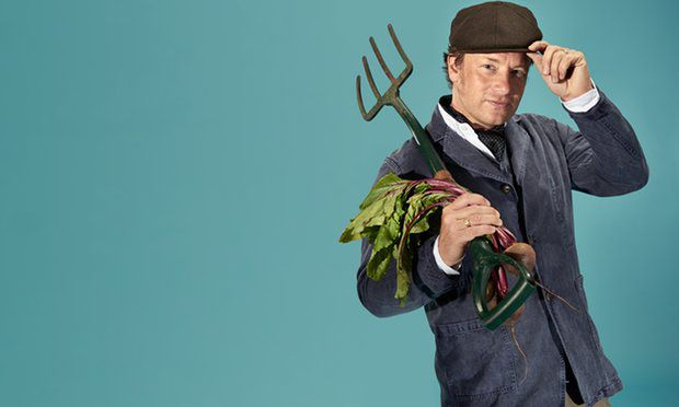 Jamie Oliver wint 'Best Food Personality'-award