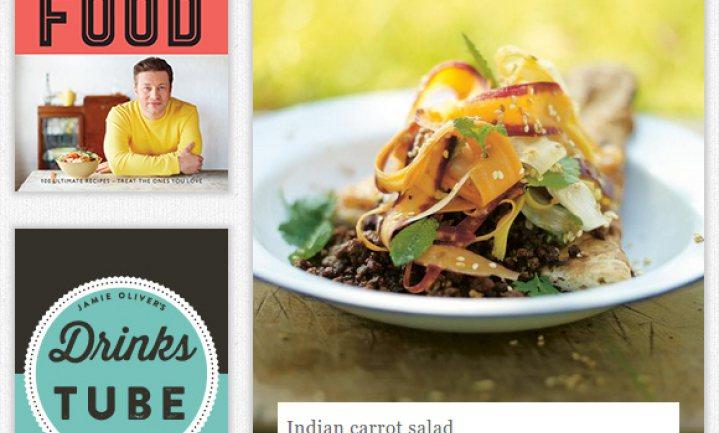 Jamie Oliver is al lang niet meer 'naked'