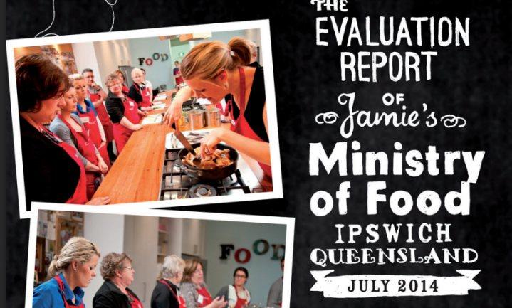 Jamie's Food Ministry laat Aussies gezonder eten en doen