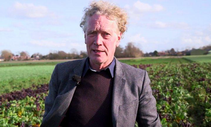 Geen tuinbouwprijs, maar alleen de nominatie voor 'omdenker' Jan Schrijver was al winst