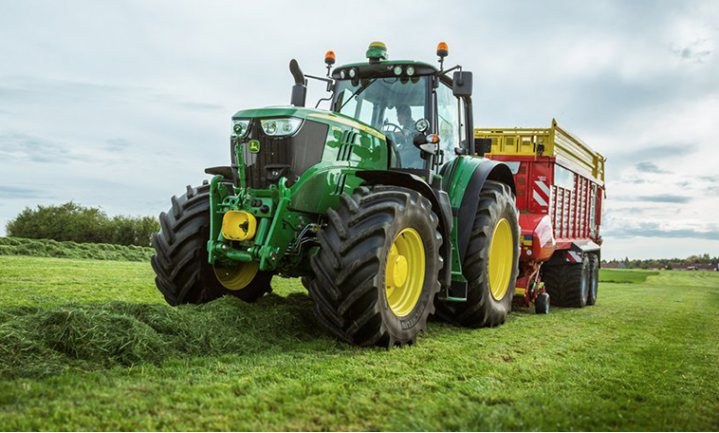 Boeren in VS hacken hun tractor