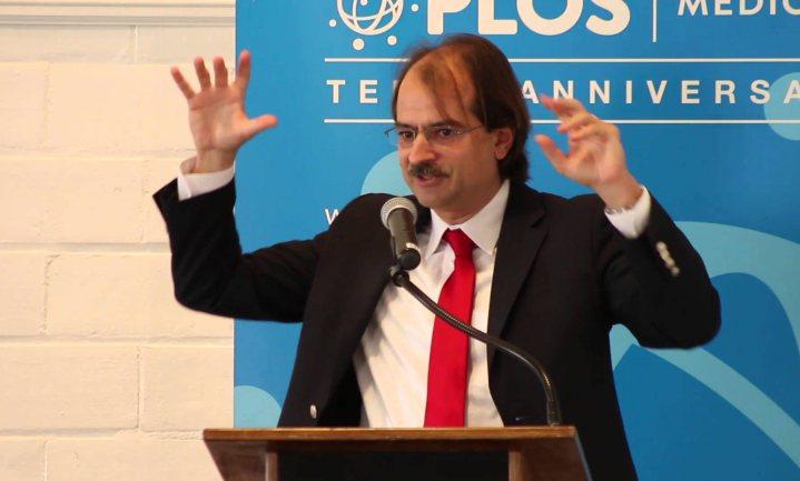 Held van de wetenschap vermalen in coronapolitiek