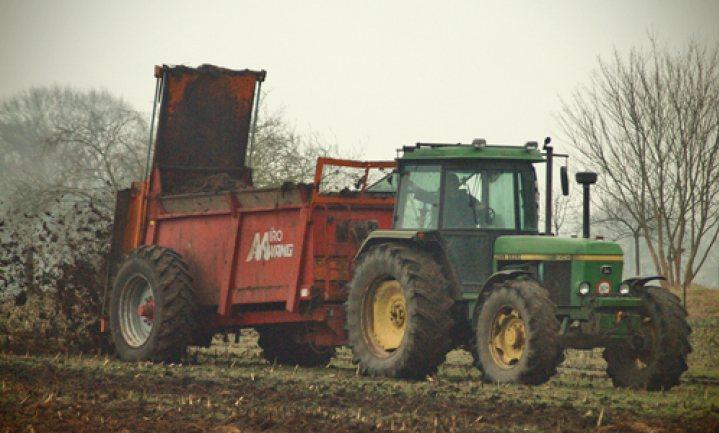 Moderne landbouw is verre van efficiënt