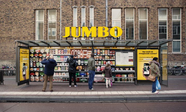 BTW-verhoging jaagt omzet supermarkten door de €40 miljard