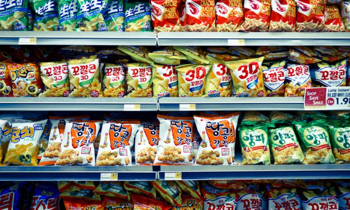 'Junk food schendt mensenrechten'