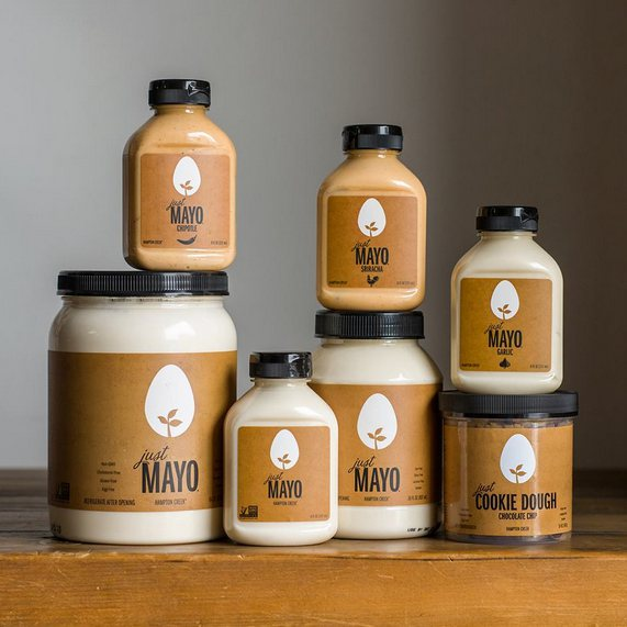 Unilever vindt eivrije mayo niet kunnen