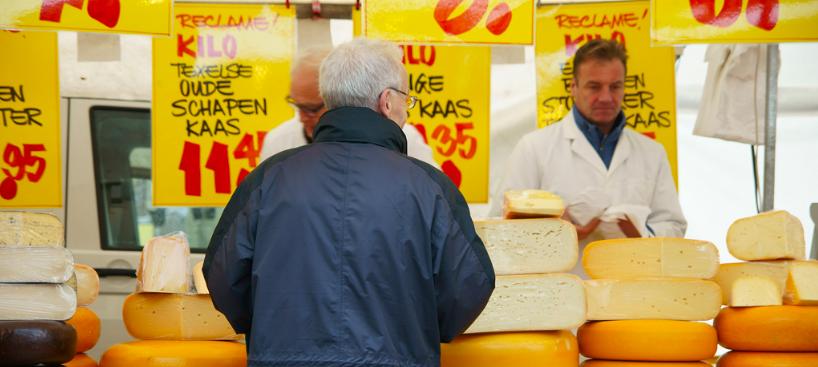 NieuwVers zoekt zalige zuivel - om te verkopen