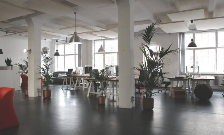 Beter kantoor zorgt voor gezondere mensen