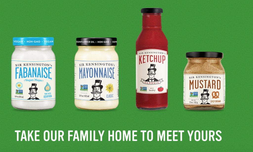 Hippe saus voor Unilever en boter zonder koe