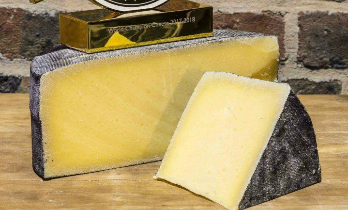 Beste kaas ter wereld komt uit Cornwall en is niet te koop