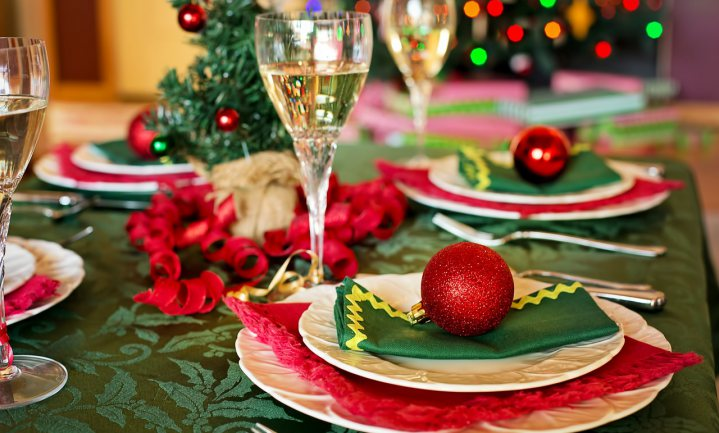 Sint thuis, Kerst in eigen land