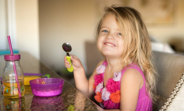 Britse kinderen eten helft suiker al bij ontbijt