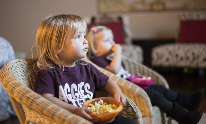 Geen junkfoodreclame op Britse televisie vóór 21:00 uur