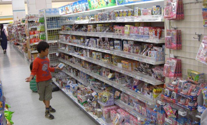 Snacks met dikke stripfiguren smaken kinderen beter