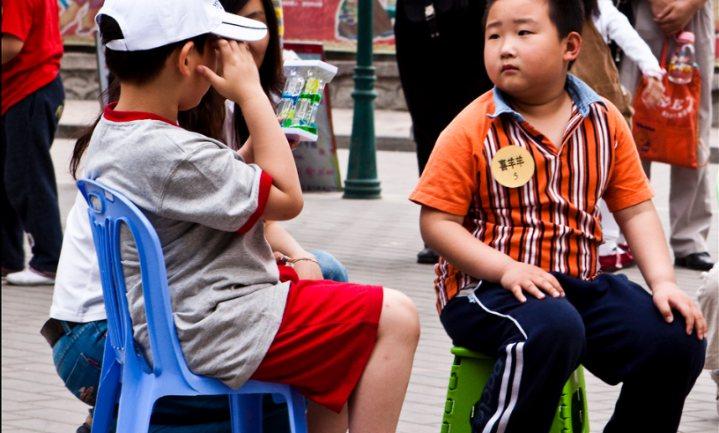Chinese kinderen worden rijker en dikker