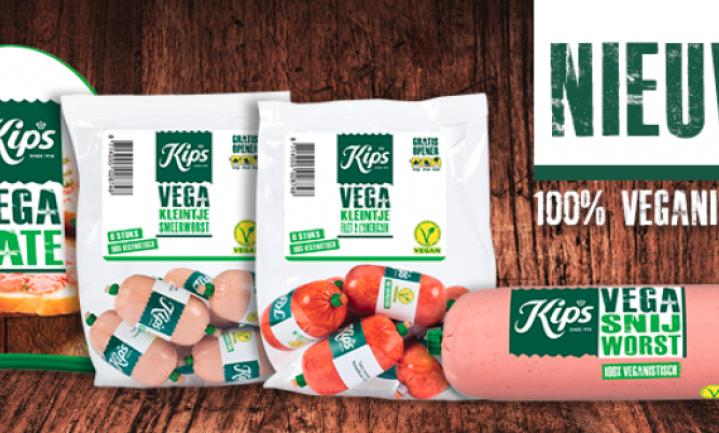 Traditionele worstmakers betreden de vegan-markt