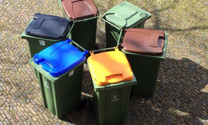 Afval scheiden willen we, maar wegbrengen niet