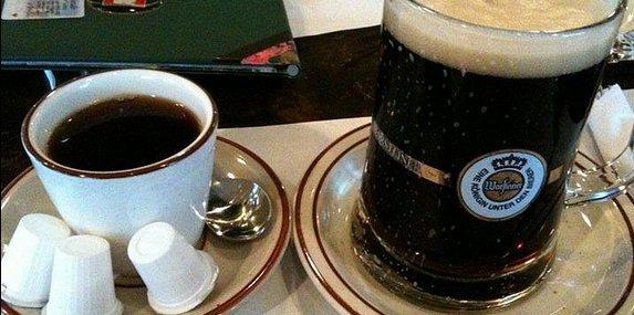 Bier en koffie doen iets met je DNA