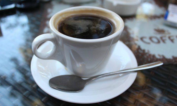 Koffie kun je drinken is geen nieuws