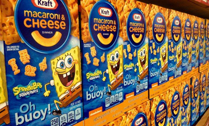 Kraft Heinz ziet klanten grote merken weglopen, koers zakt in elkaar
