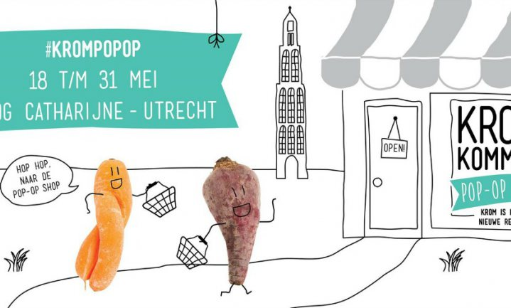 Kromkommer Pop-Op Shop