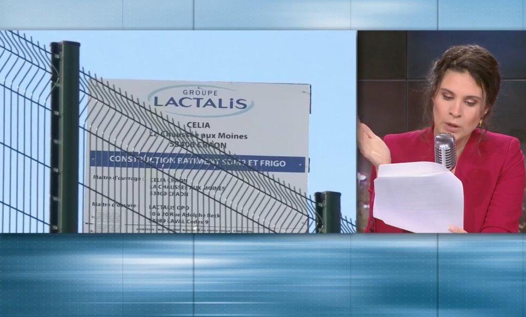 Gerechtelijk onderzoek naar salmonella in babymelk Lactalis