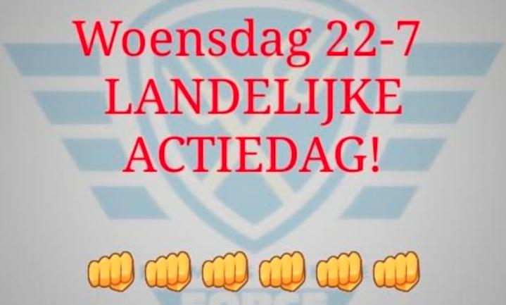 FDF vraagt solidariteit burgers bij landelijke actiedag 22 juli: 'Blijf Thuis!'