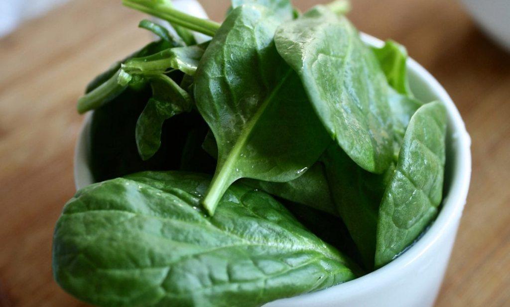Dagelijkse portie spinazie voor meer spierkracht op de oude dag
