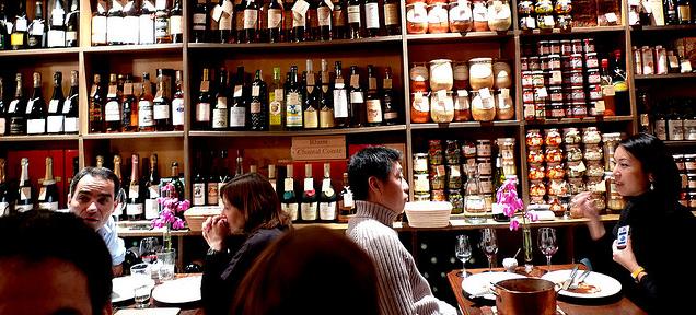 De spannendste winebars - Paris/ici