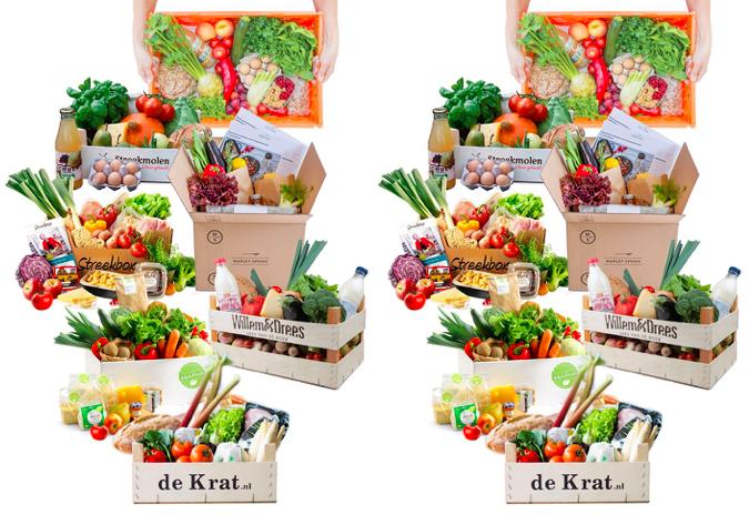 De nieuwste maaltijdboxen-vergelijker vergelijkt tenminste