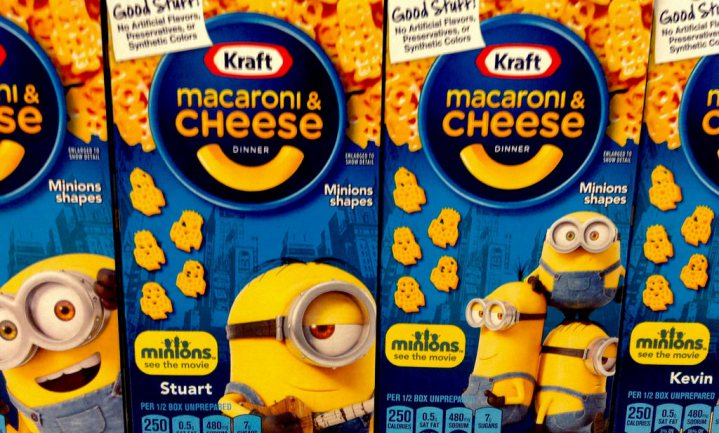 Echte kaas verdrijft 'processed cheese' van de Amerikaanse markt